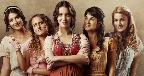 A Brazilian Telenovela Inspired by Jane Austen's Novels